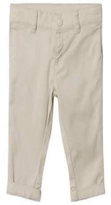Petit Bateau Khaki Pants