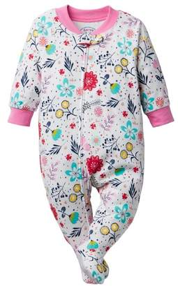 Sara's Prints Printed Footed Sleeper (Baby, Toddler & Little Kids)