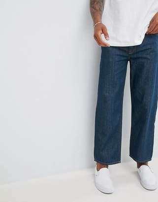 Diesel Dagh Wide Leg Jeans 084UR