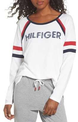 Women's Tommy Hilfiger Th Logo Tee