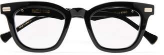 Kowalski Native Sons D-Frame Acetate Optical Glasses