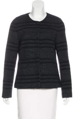 Gerard Darel Tweed Casual Jacket