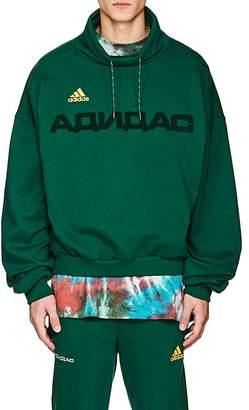 Gosha Rubchinskiy X adidas Men's Logo Cotton French Terry Oversized Hoodie