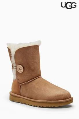 dd44c22f2a9 Ugg Sheepskin Lined Leather Boots - ShopStyle UK