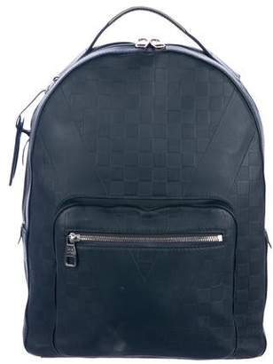 1a9255bd242a3 Louis Vuitton 2017 Damier Infini Josh Regatta Backpack