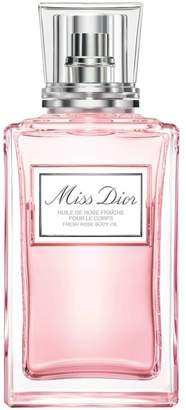 Christian Dior Miss Fresh Rose Body Oil