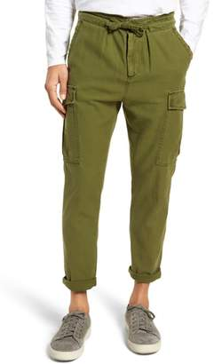 Scotch & Soda Canvas Cargo Pants