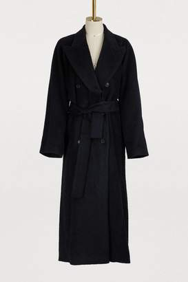 Acne Studios Mohair and wool robe