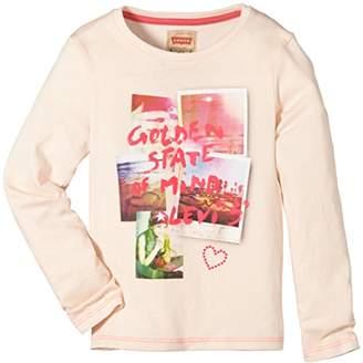 Levi's Kids Girl's NE10527 T-Shirt