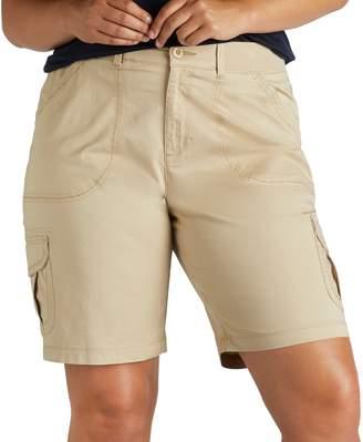 Lee Plus Size Diani Cargo Bermuda Shorts