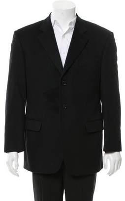 Barneys New York Barney's New York Cashmere Notch-Lapel jacket