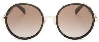 Jimmy Choo Women's Andie Round Sunglasses, 53mm