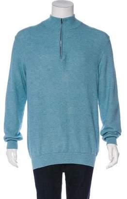 Luciano Barbera Cashmere-Blend Sweater