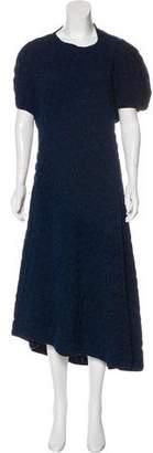Marni Asymmetrical Midi Dress w/ Tags