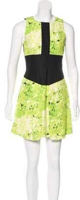Tibi Silk-Blend Dress w/ Tags