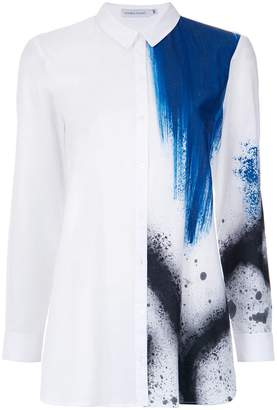 Mara Mac printed longsleeved shirt