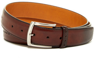 Magnanni Guodi Leather Belt $150 thestylecure.com