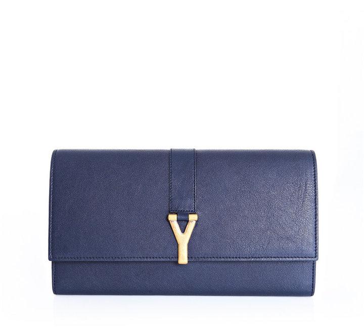 Yves Saint Laurent Chyc travel purse