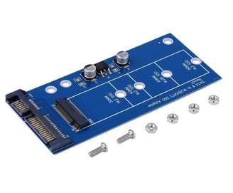 M2 Qulable NGFF ssd SATA3 SSDs turn sata adapter expansion card adapter SATA to NGFF