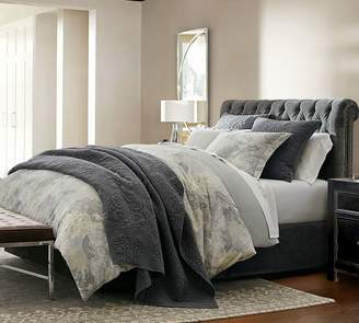 Pottery Barn Chesterfield Storage Bed