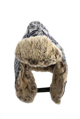Woolrich Fairisle Glacier Hat