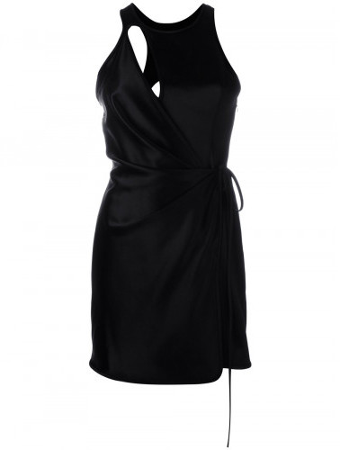 Alexander Wang Alexander Wang swim wrap mini dress
