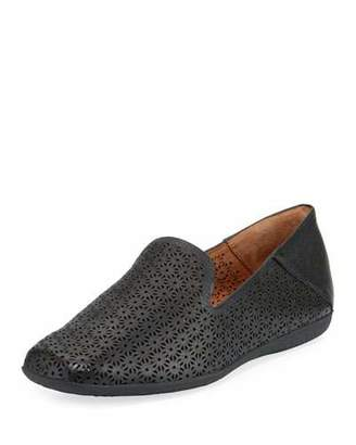Gentle Souls Erin Perforated Smoking Slipper