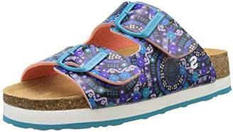 Desigual Girls' Bio 6 Boho Heels Sandals,13.5 Child UK 32 EU