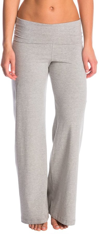 Hard Tail Contour Rolldown Wide Leg Yoga Pants 8145878