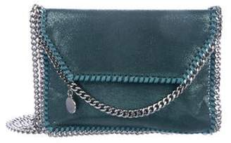 Stella McCartney Mini Falabella Crossbody Bag Blue Mini Falabella Crossbody Bag