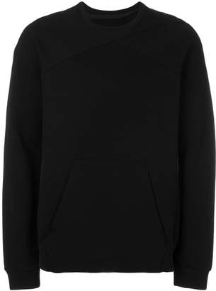 Julius muff pocket sweatshirt