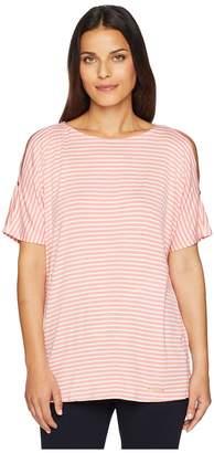 Jones New York Dolman Sleeve Pullover Women's Clothing