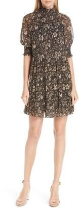 Ulla Johnson Josie Paisley Silk Dress