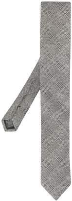 Dolce & Gabbana check print tie