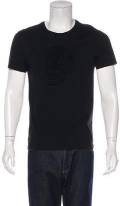 Alexander McQueen Skull Graphic T-Shirt