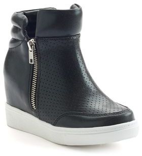 SO® Kia Girls' Wedge Sneakers $54.99 thestylecure.com