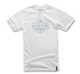 Alpinestars Men's Modern Fit Short Sleeves 146 GSM Motorsports Heritage T-Shirt