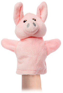 NEW The Puppet Company My First Pig Puppet