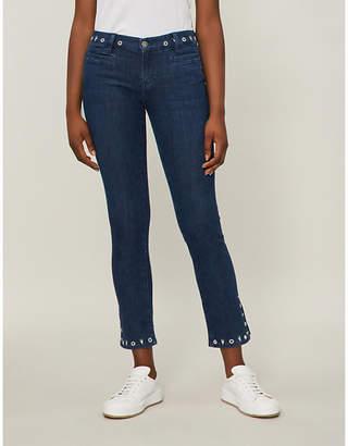 MiH Jeans Paris skinny mid-rise jeans