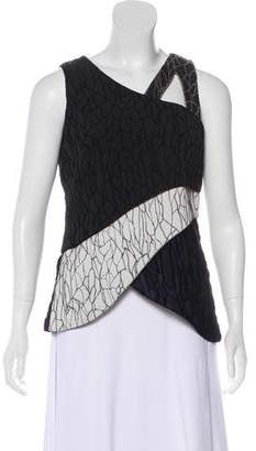 Jonathan Simkhai Texured Sleeveless Top