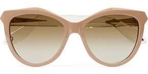 Givenchy Cat-Eye Acetate Sunglasses