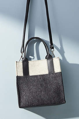 Graf & Lantz Jaunt Mini Wool Shopper Bag