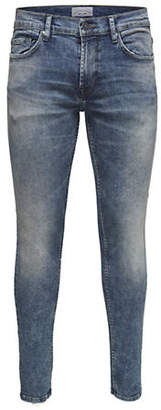 ONLY & SONS Warp Skinny Jeans