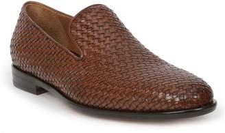 Bruno Magli Picasso Woven Venetian Loafer