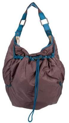 Stella McCartney x Le Sport Sac Nylon Hobo Bag