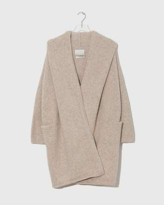 LAUREN MANOOGIAN Hessian Capote Coat