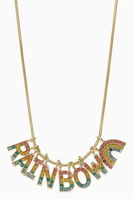 Next Girls Gold Tone Make Your Own Necklace - Gold