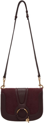 See by Chloé Purple Hana Bag $475 thestylecure.com