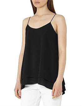 Reiss Eve-Layered Tank