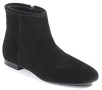 DELMAN Mason Suede Ankle Boots